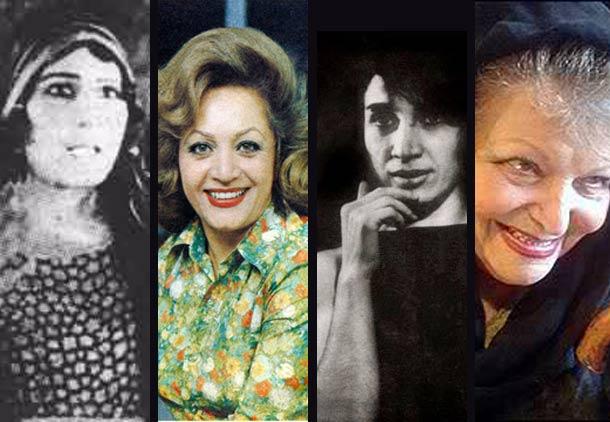 زنان پیشگام در تاریخ سینمای ایران