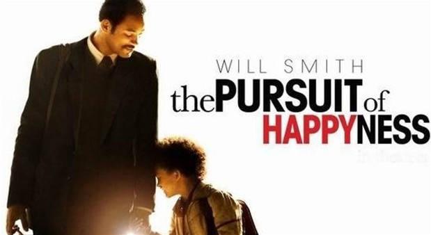 به دنبال خوشبختی   The pursuit of happiness     خوب